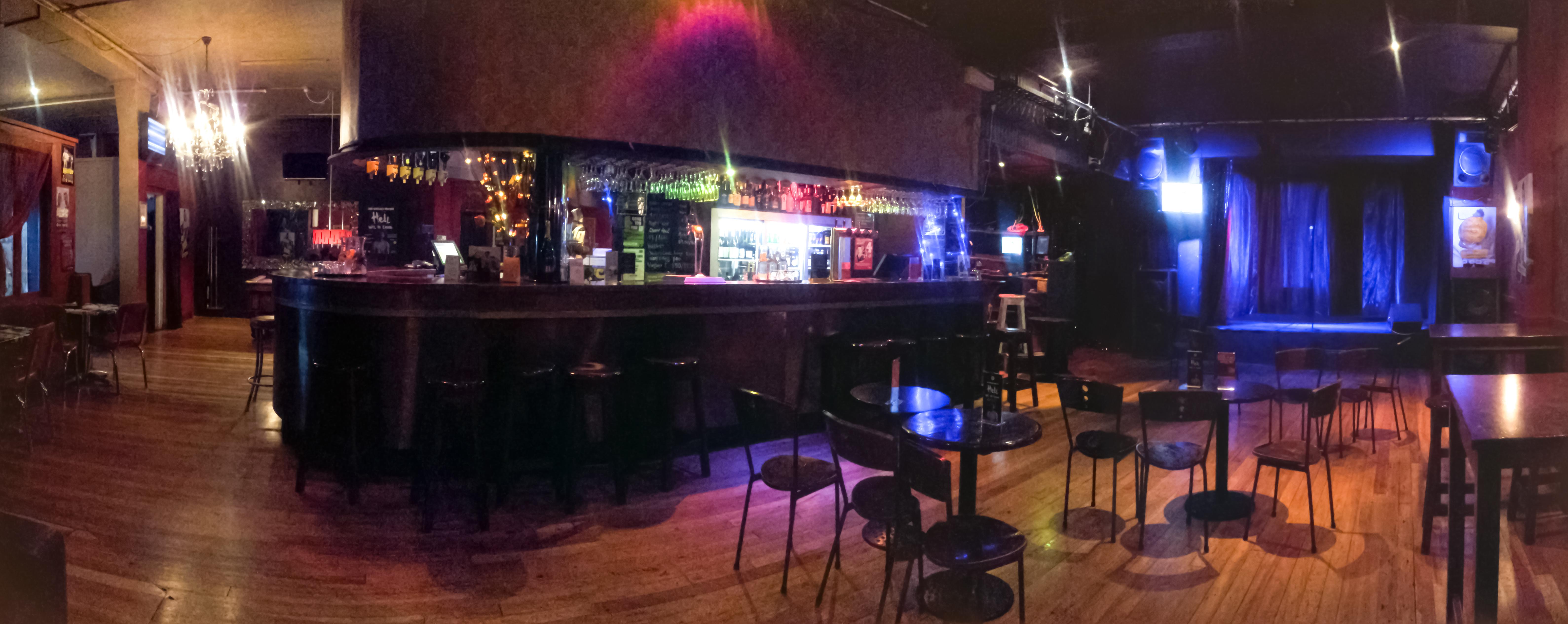 Fringe Bar - Allen St