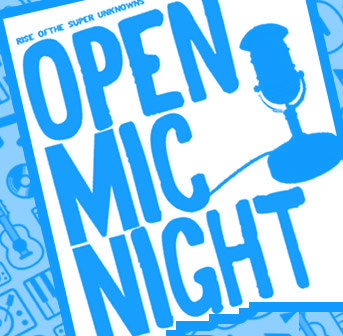 Open Mic – Rise of Super Unknowns