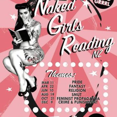Naked Girls Reading Image Pride Edition